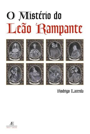 O Mistério do Leão Rampante - Lacerda,Rodrigo | Tagrny.org