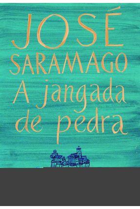 A Jangada de Pedra - Ed. De Bolso - Saramago,José | Hoshan.org