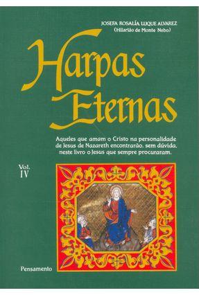 Harpas Eternas Vol. IV - Alvarez,Josefa Rosalia Luque   Nisrs.org