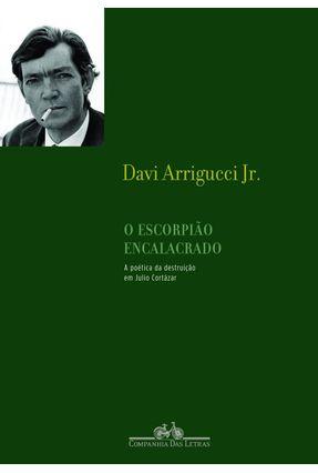 O Escorpiao Encalacrado - Arrigucci Jr, Davi   Hoshan.org
