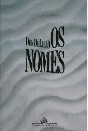Os Nomes - Delillo,Don pdf epub