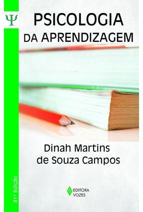 Psicologia da Aprendizagem - Campos,Dinah Martins de Souza | Hoshan.org