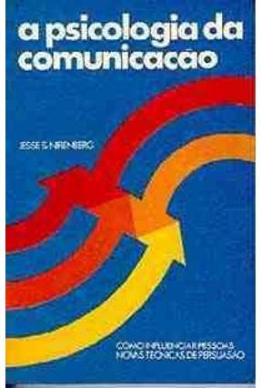 A Psicologia da Comunicacao - Nirenberg,Jesse Stanley pdf epub