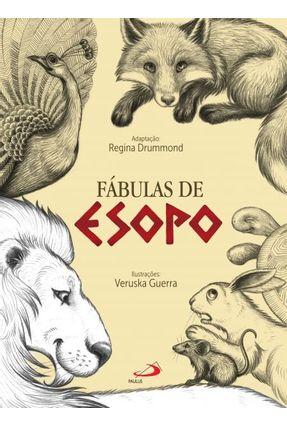 Fábulas de Esopo - Col. Lendas e Contos - Drummond,Regina | Nisrs.org