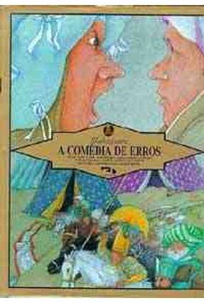 A Comedia de Erros - Shakespeare,William | Hoshan.org
