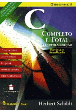 C - Completo e Total - Schildt,Herbert | Hoshan.org