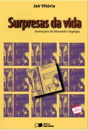 Surpresas da Vida - Col. Jabuti - Conforme a Nova Ortografia - Vitória,Jair pdf epub