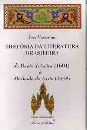 Historia da Literatura Brasileira - Verissimo,Jose pdf epub
