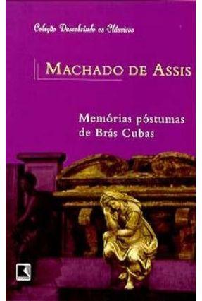 Memórias Póstumas de Brás Cubas - C. Descobri - Assis,Machado de pdf epub
