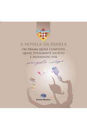 A Novela da Panela - Col. Hora da Fantasia - Lago,Angela   Nisrs.org