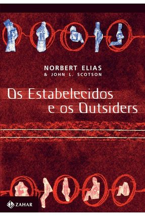 Os Estabelecidos e os Outsiders - Elias,Norbert pdf epub