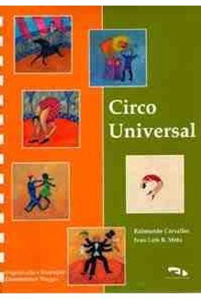 Circo Universal - Carvalho,Raimundo pdf epub