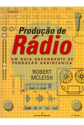 Produção de Radio - Mcleish,Robert | Nisrs.org