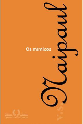 Os Mímicos - Naipaul,V. S.   Tagrny.org