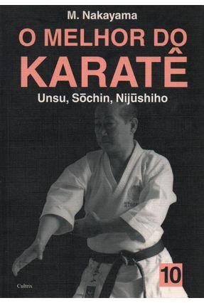 O Melhor do Karate 10 - Nakayama,M. | Hoshan.org