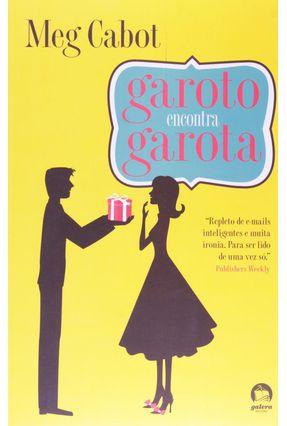 Garoto Encontra Garota - Cabot,Meg pdf epub