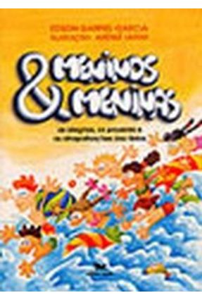 Meninos e Meninas - As Alegrias, os Prazeres e as Atrapalhações das Férias - Garcia,Edson Gabriel pdf epub