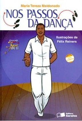 Edição antiga - Nos Passos da Dança - Conforme a Nova Ortografia - Col. Jabuti - Maldonado, Maria Tereza pdf epub