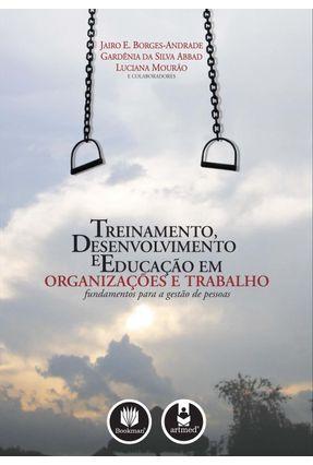 Treinamento, Desenvolvimento e Educação em Organizações e Trabalho - Borges,Jairo E. Mourão, Luciana Andrade,gardência da Silva Abbad pdf epub