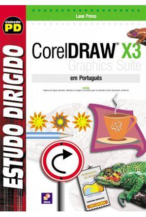 Estudo Dirigido de Coreldraw X3 em Português - Primo,Lane | Hoshan.org
