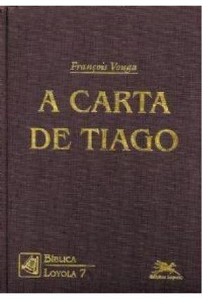 Carta de Tiago (a) - Vários Autores   Tagrny.org