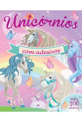 Unicórnios Com Adesivos - Susaeta Ediciones   Nisrs.org