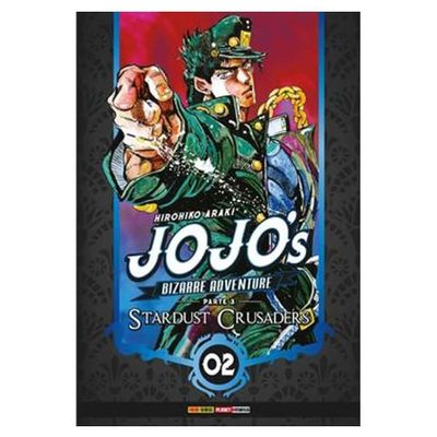 Jojo's Bizarre Adventure - Parte 3 - Stardust Crusaders Vol. 2