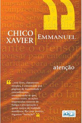 Atenção - Xavier,Chico pdf epub
