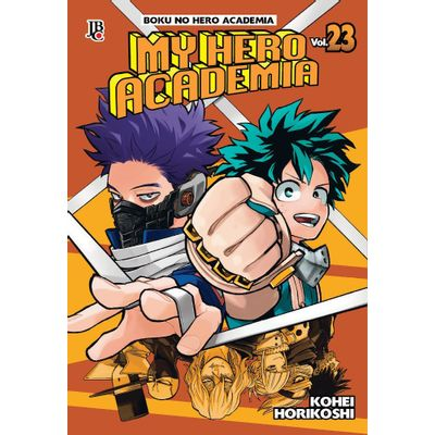 My Hero Academia - Vol. 23