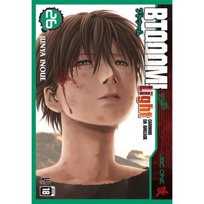 Btooom! - Vol. 26 - Light