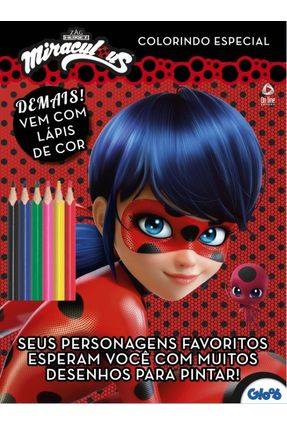 Ladybug Colorindo Especial - Editora Online pdf epub