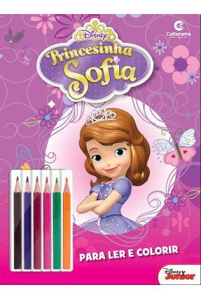 Princesinha Sofia Ler E Colorir Blister - Rodrigues,Naihobi S. pdf epub