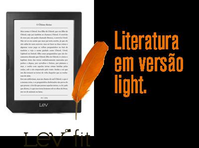 Literatura em versão light.